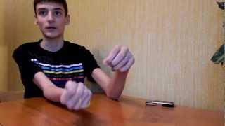 Смотреть онлайн Фокус-покус с обычной резинкой