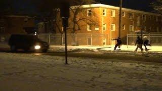 Розыгрыш - обстрел в районе - Видео онлайн