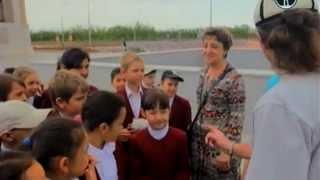 Смотреть онлайн Один день из жизни столицы Казахстана.
