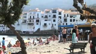 Ллорет де Мар – уютный приморский город. - Видео онлайн