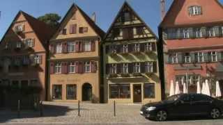 Смотреть онлайн По старинным улочкам европейских городков
