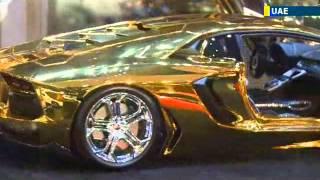 Смотреть онлайн Машина из золота и платины