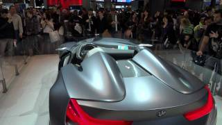 Смотреть онлайн BMW опять удивляет концептом