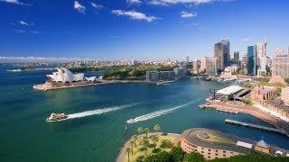 Смотреть онлайн Сидней – море, воздух и… в общем кайф