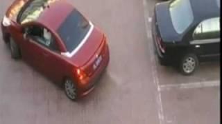 Смотреть онлайн Главное занять место для парковки
