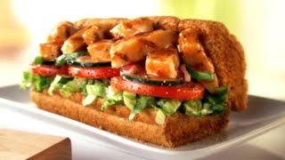 Смотреть онлайн Готовим сендвич почти как в сабвее