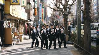 Смотреть онлайн Прикольный японский клип