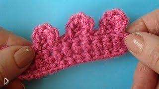 Смотреть онлайн Вязание улитки Пикко – крючком