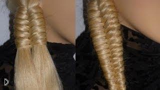 Смотреть онлайн Плетем косу