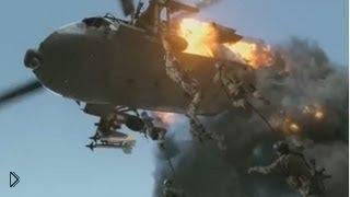 Смотреть онлайн Катастрофы вертолетов ТОП-10