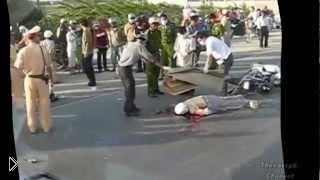 Смотреть онлайн Подборка мото аварий