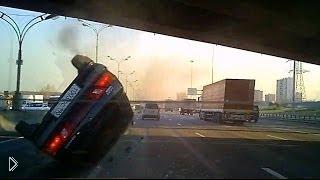 Смотреть онлайн Страшные аварии на ВАЗах