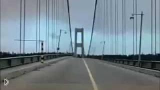 Смотреть онлайн Катастрофа знаменитого американского моста