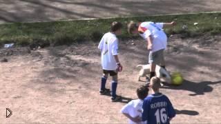 Смотреть онлайн Черданцев и дворовой футбол