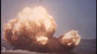 Смотреть онлайн Взрыв ядерной бомбы под землей