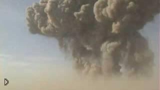 Смотреть онлайн Серия взрывов в пустыне