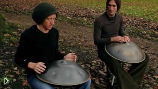 Смотреть онлайн Новый фантастический музыкальный инструмент Ханг