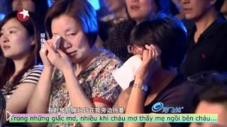 Смотреть онлайн Сирота от души поёт песню про маму