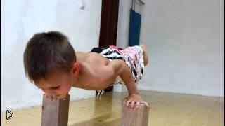 Смотреть онлайн Самый сильный мальчик в мире