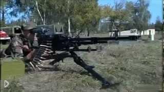 Смотреть онлайн Характеристики снайперского крупнокалиберного пулемета КОРД