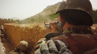 Смотреть онлайн Военные кадры солдат США в Афганистане