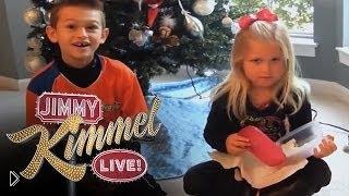 Смотреть онлайн Дарим детям плохие подарки, смотрим реакцию