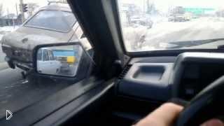 Смотреть онлайн Подборка приколов на дорогах России