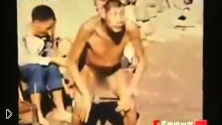 Смотреть онлайн Человек-обезьяна обнаружен в Китае