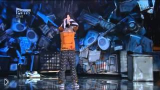 Талантливый танец от Атая Омурзакова - Видео онлайн