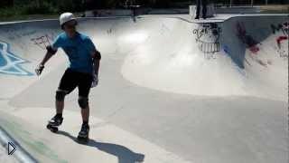 Смотреть онлайн Уникальные возможности с фрилайн скейтами