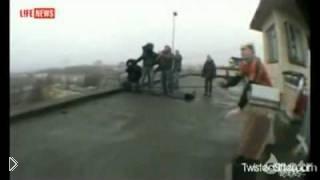 Самые крутые прыжки с трамплина, в высоту и с парашютом - Видео онлайн