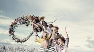 Самые страшные горки в парках аттракционов мира - Видео онлайн
