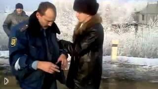 Смотреть онлайн Пьяный инспектор ДПС в России