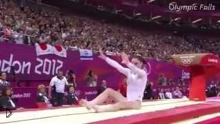Смотреть онлайн Подборка фейлов на Олимпийских играх