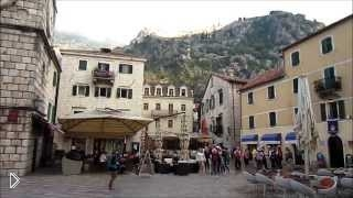 Смотреть онлайн Средневековый город Котор