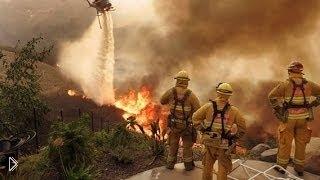 Смотреть онлайн Безжалостный огонь уничтожает Сан-Диего