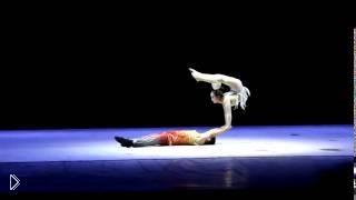 Смотреть онлайн Лучший цирковой номер акробатов китайского цирка