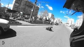 Смотреть онлайн Русские байкеры на дорогах
