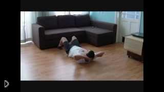 Смотреть онлайн Упражнения для мышц верхнего и нижнего пресса