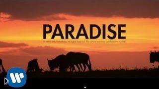 Смотреть онлайн Клип Coldplay - Paradise