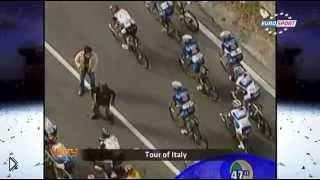 Смотреть онлайн Смешной случай на Тур де Франс