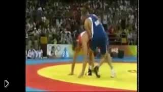 Борьба - спорт настоящих мужчин - Видео онлайн