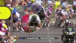 Смотреть онлайн Подборка смешных моментов с велогонок