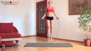 Смотреть онлайн Эффективный комплекс упражнений для спины и рук