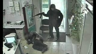 Ограбление банка как в фильме - Видео онлайн