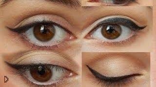 Рисуем стрелки на глазах - Видео онлайн