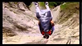Смотреть онлайн Костюм вингсьют: прыжки и полеты в вингсьюте