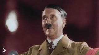 Смотреть онлайн Документальный цветной ролик второй мировой войны