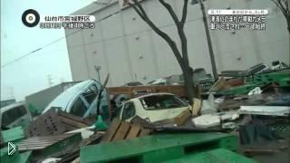 Смотреть онлайн О цунами в Японии 2011 года