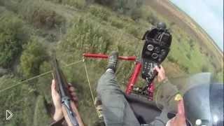 Охота на волка с высоты - Видео онлайн